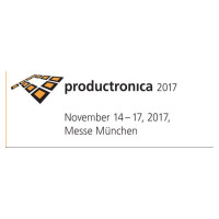 Meet us at PRODUCTRONICA Munich 14. - 17. November
